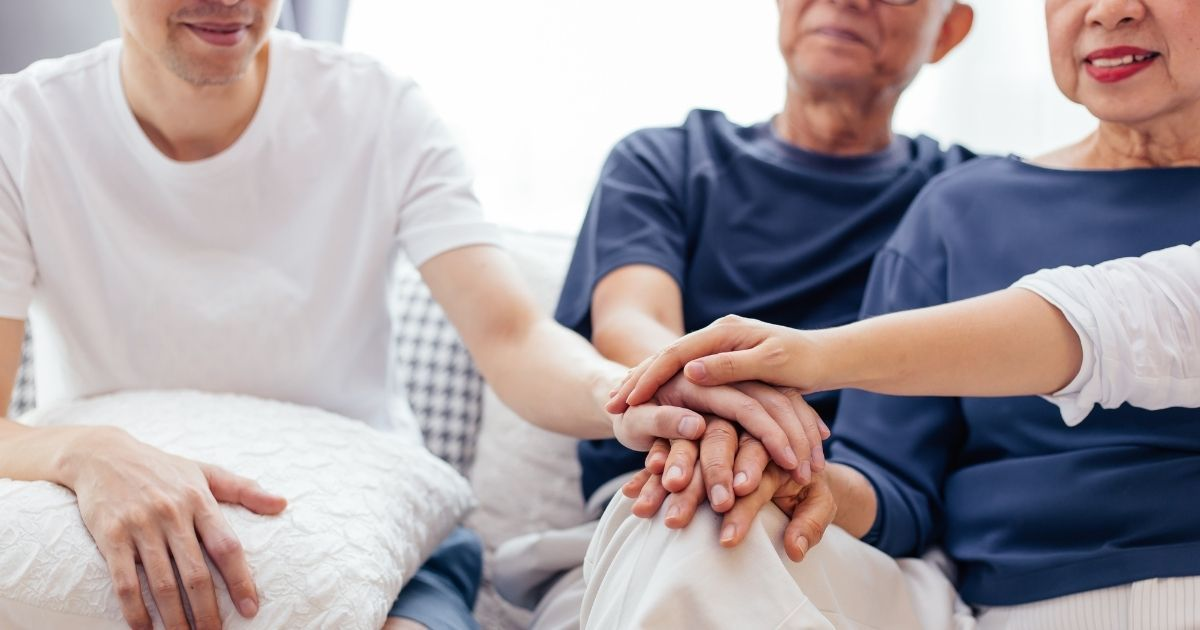 Compound caregiving is a labor of love but can be difficult.